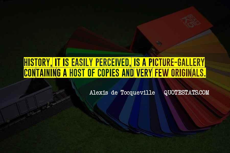 Tocqueville's Quotes #257243