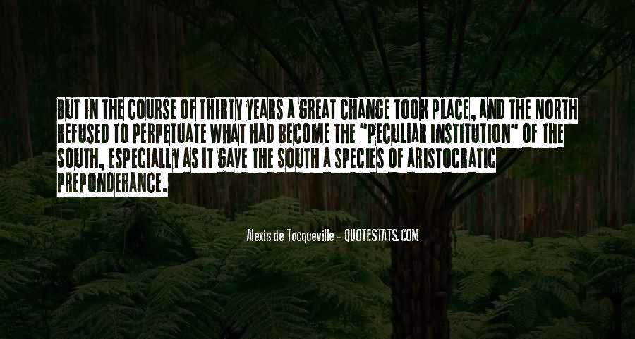 Tocqueville's Quotes #270260