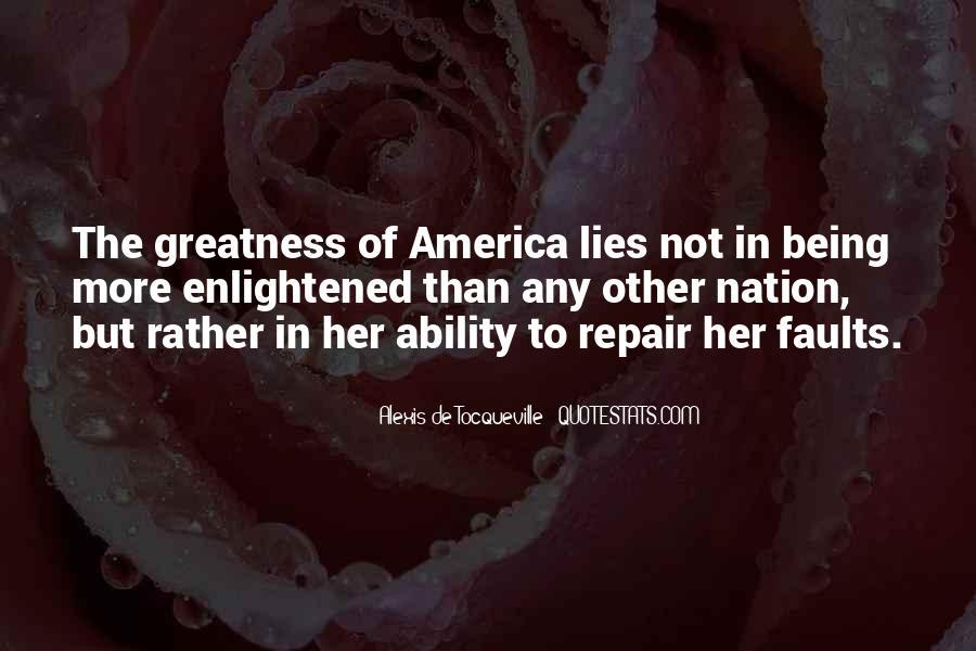 Tocqueville's Quotes #271944