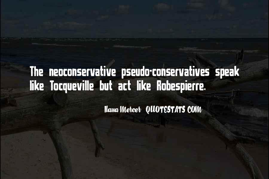 Tocqueville's Quotes #286594