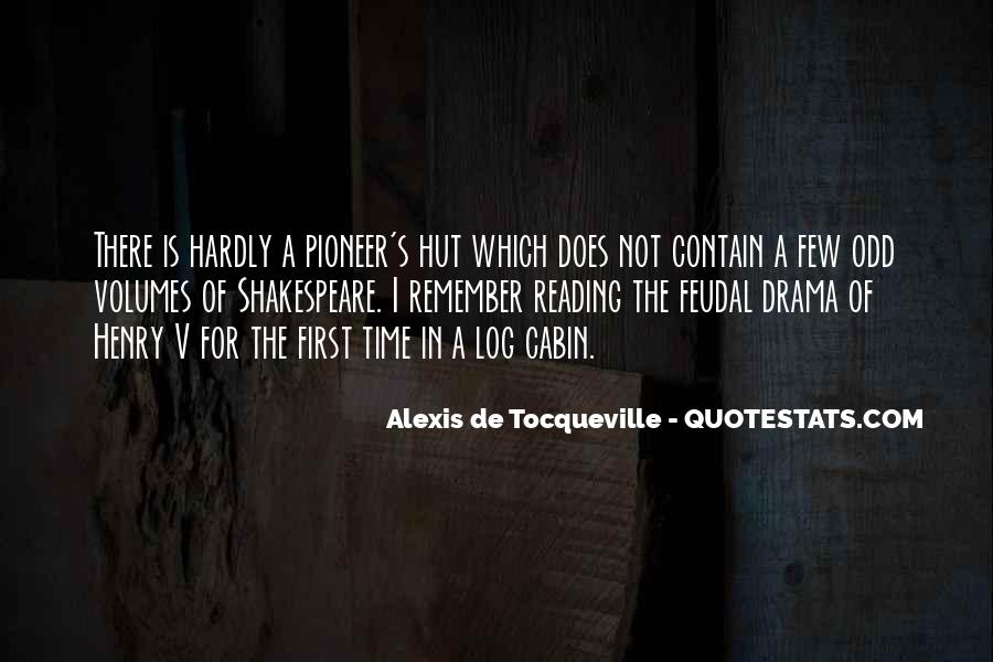 Tocqueville's Quotes #295404