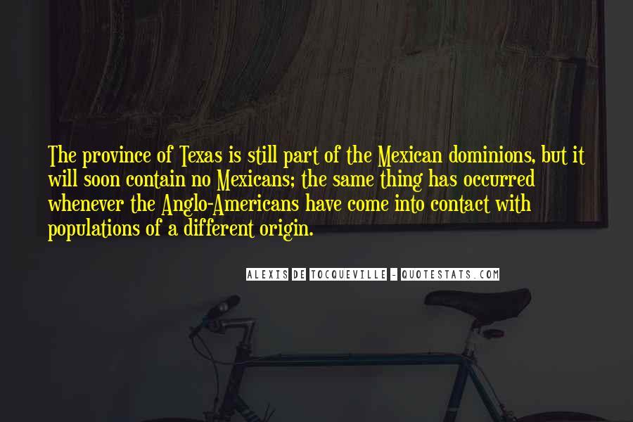 Tocqueville's Quotes #307965