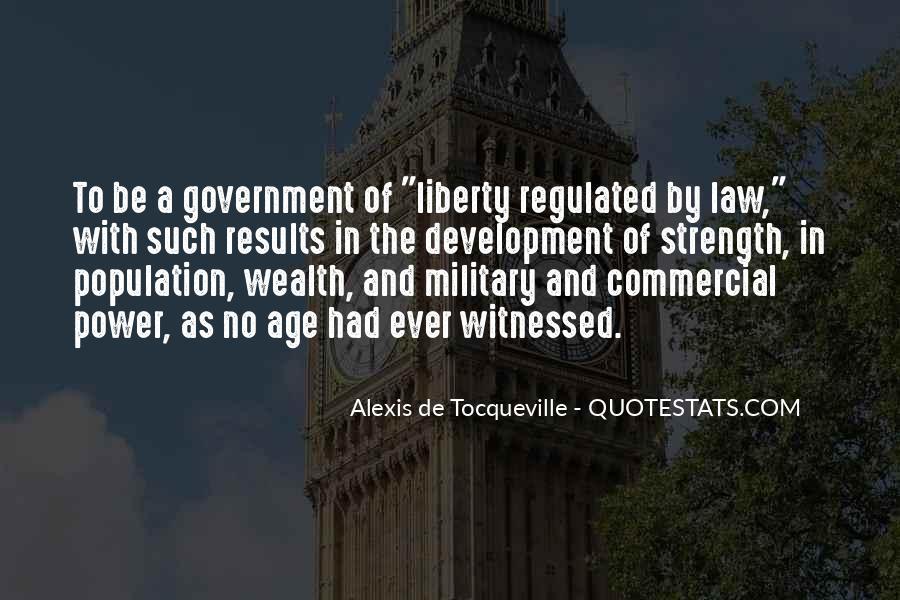 Tocqueville's Quotes #340686