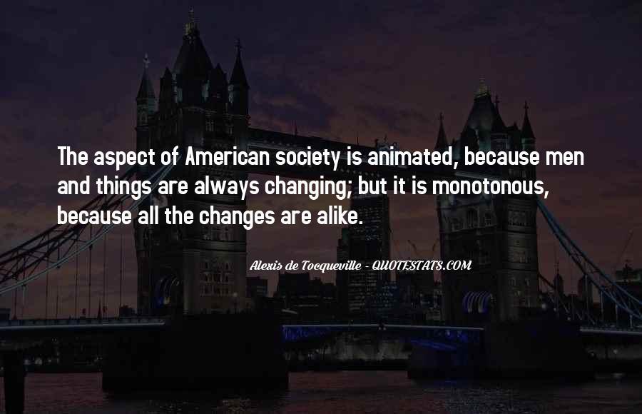 Tocqueville's Quotes #372640