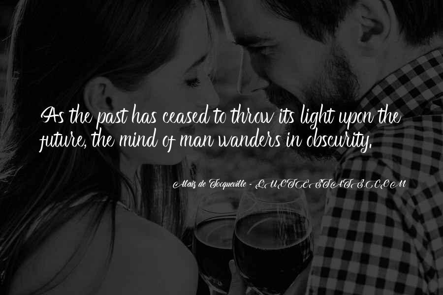 Tocqueville's Quotes #398764