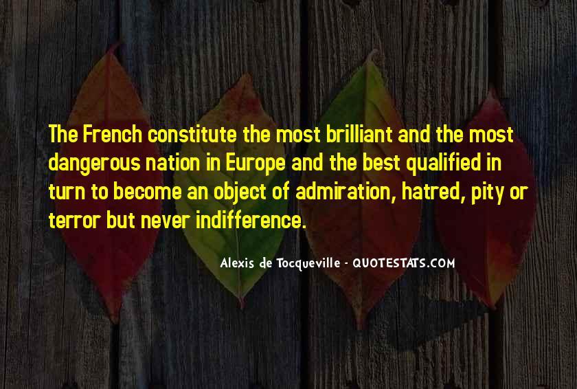 Tocqueville's Quotes #415231