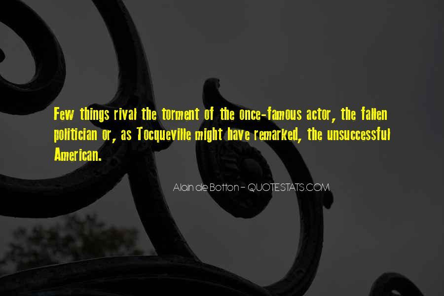 Tocqueville's Quotes #434297