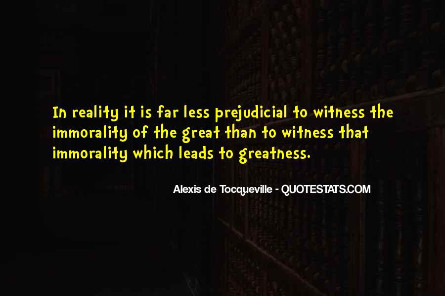 Tocqueville's Quotes #435017