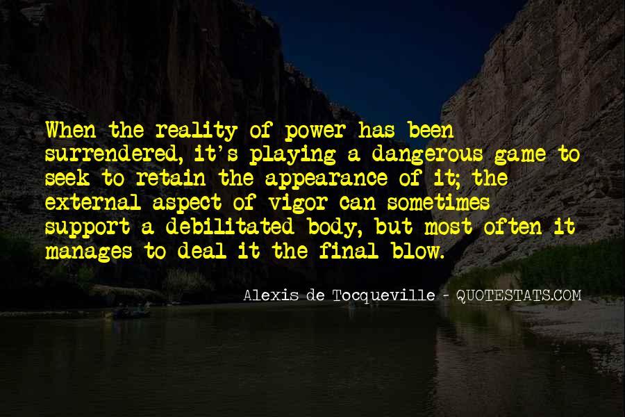 Tocqueville's Quotes #547445