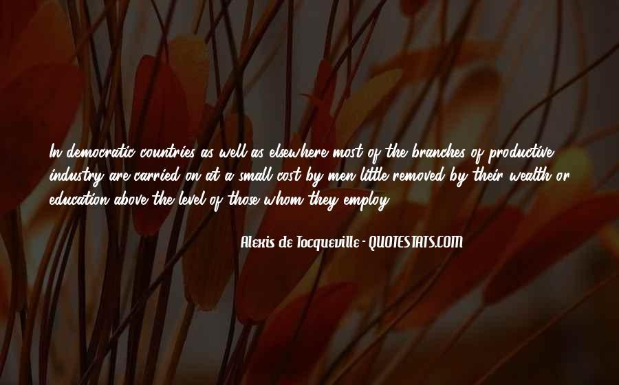 Tocqueville's Quotes #5620
