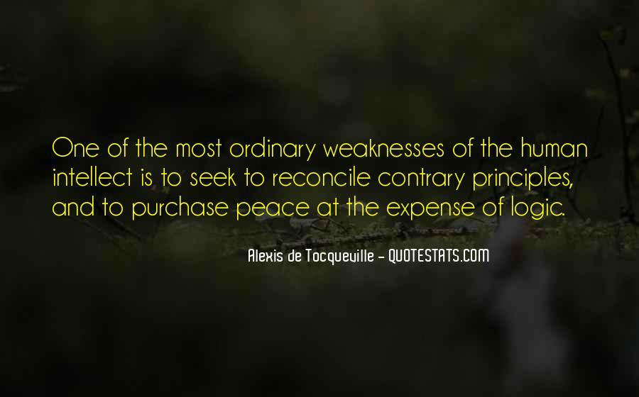 Tocqueville's Quotes #58041