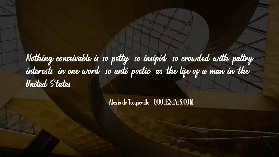 Tocqueville's Quotes #5838