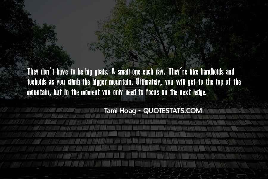 Toeholds Quotes #25603