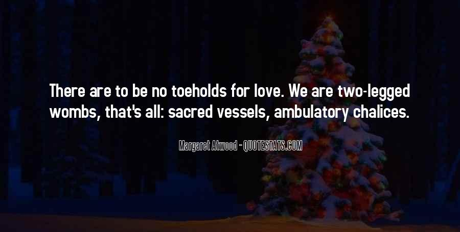 Toeholds Quotes #786995