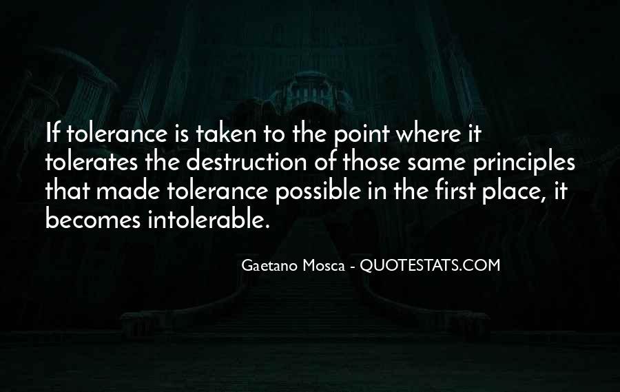 Tolerates Quotes #1327386