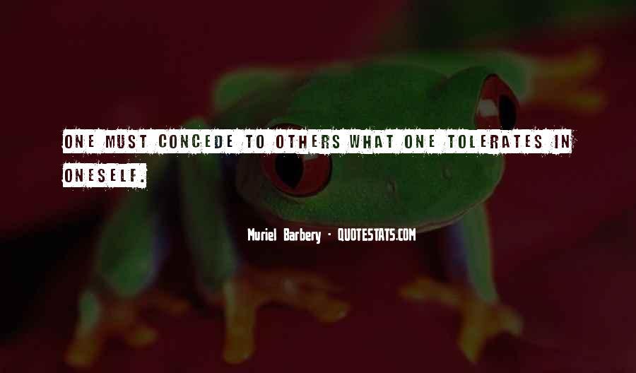 Tolerates Quotes #1416916