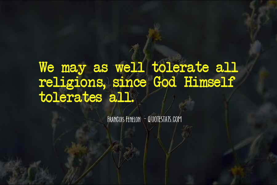 Tolerates Quotes #673587