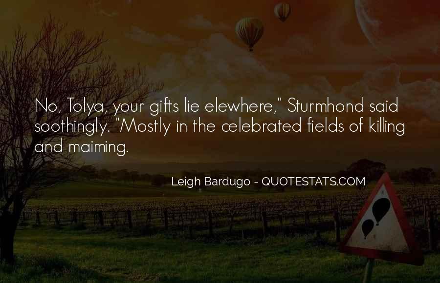 Tolya's Quotes #1419997