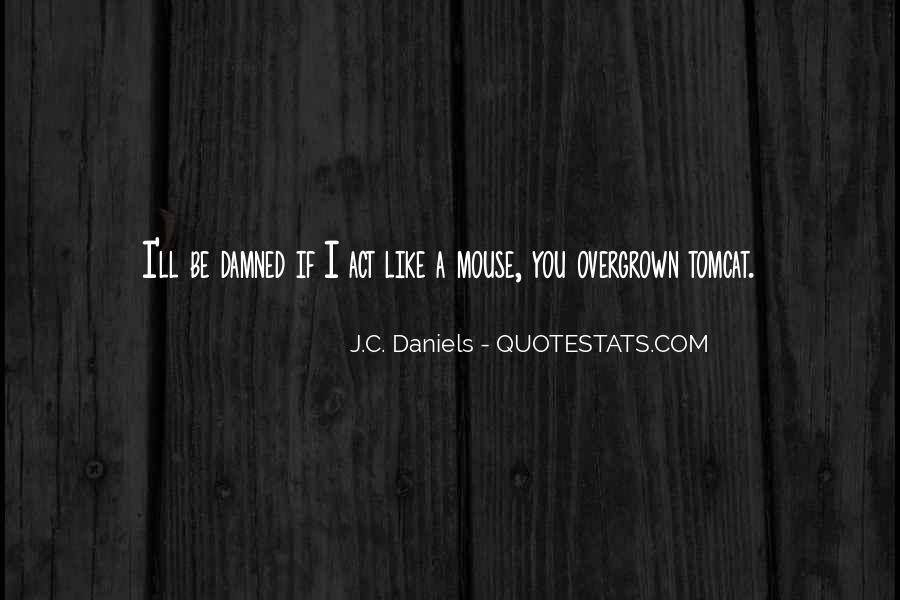 Tomcat Quotes #1419145