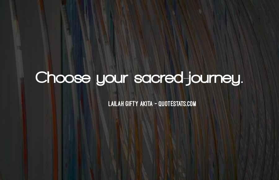 Quotes About Decisions In Life And Love #1673978