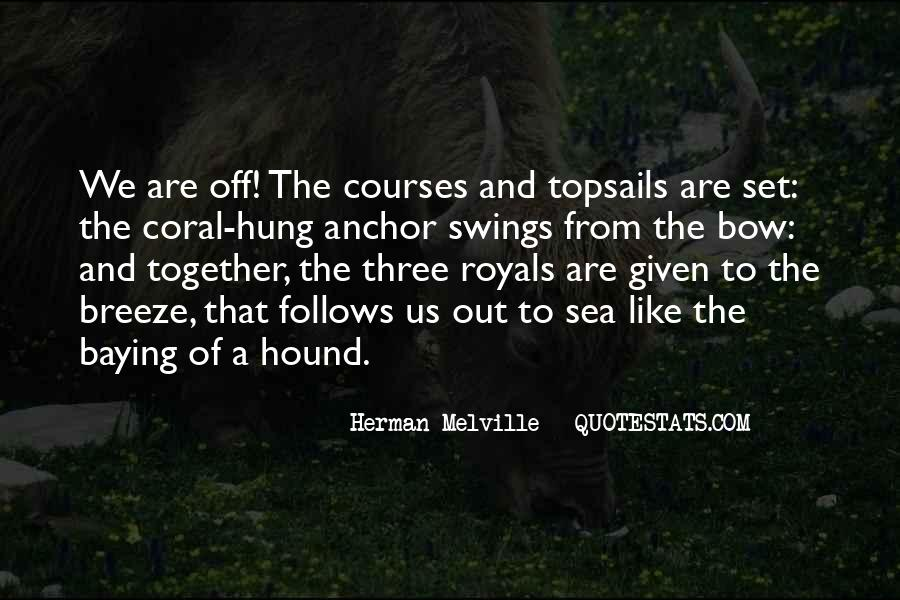 Topsails Quotes #179844