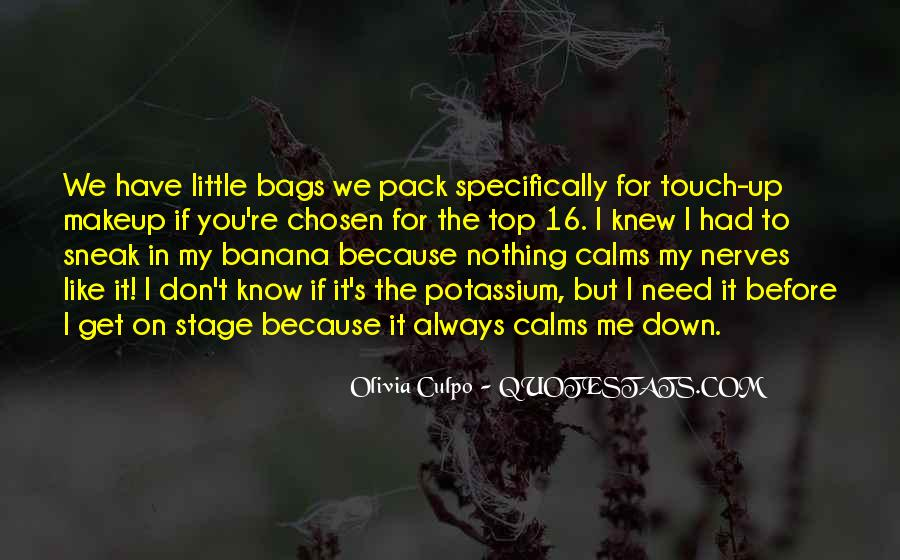 Touch's Quotes #108901