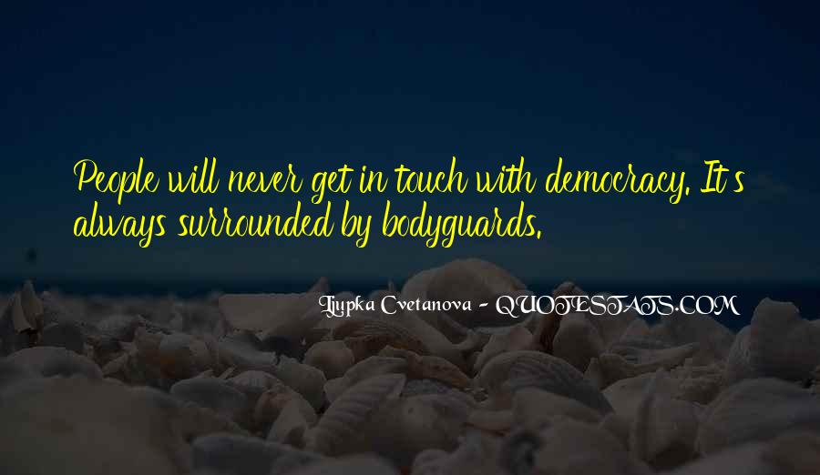 Touch's Quotes #113607