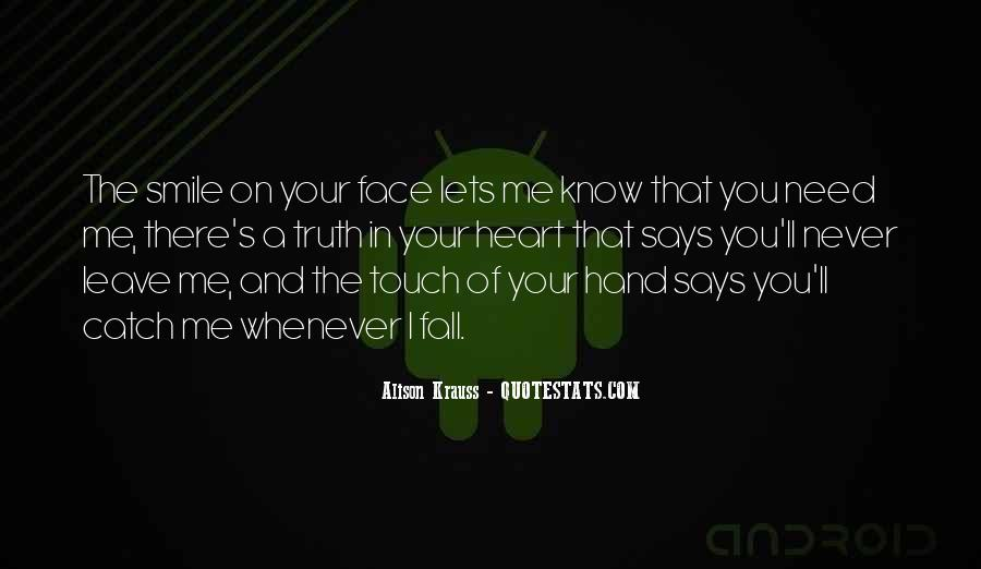 Touch's Quotes #6720