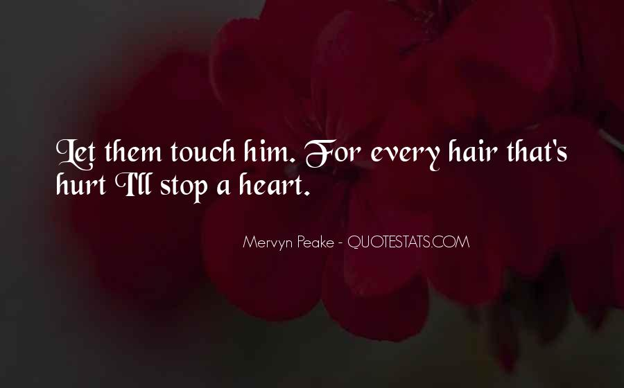 Touch's Quotes #71120