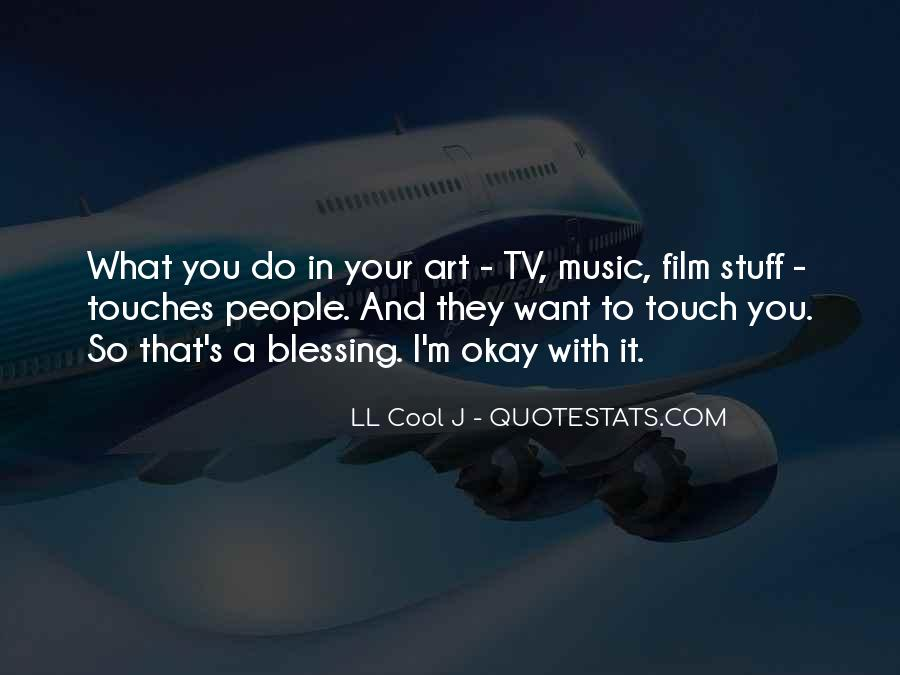 Touch's Quotes #82344