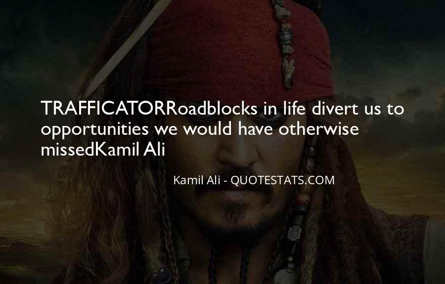 Trafficator Quotes #498879
