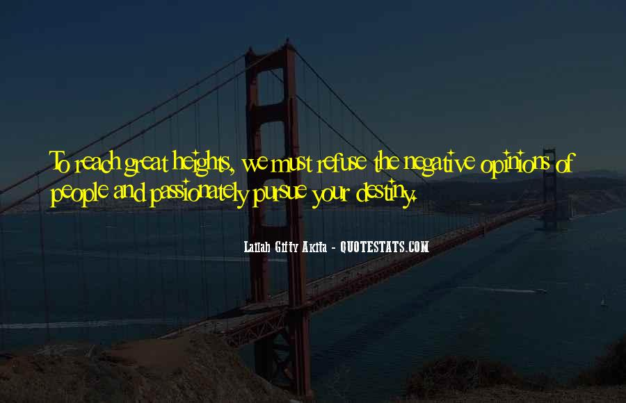 Tranches Quotes #5118