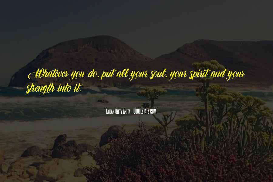 Tranquilla Quotes #1515024