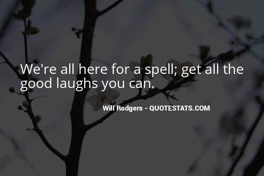Quotes About Laughter #54758