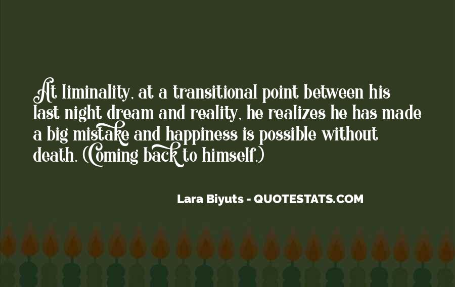 Transitional Quotes #1166021