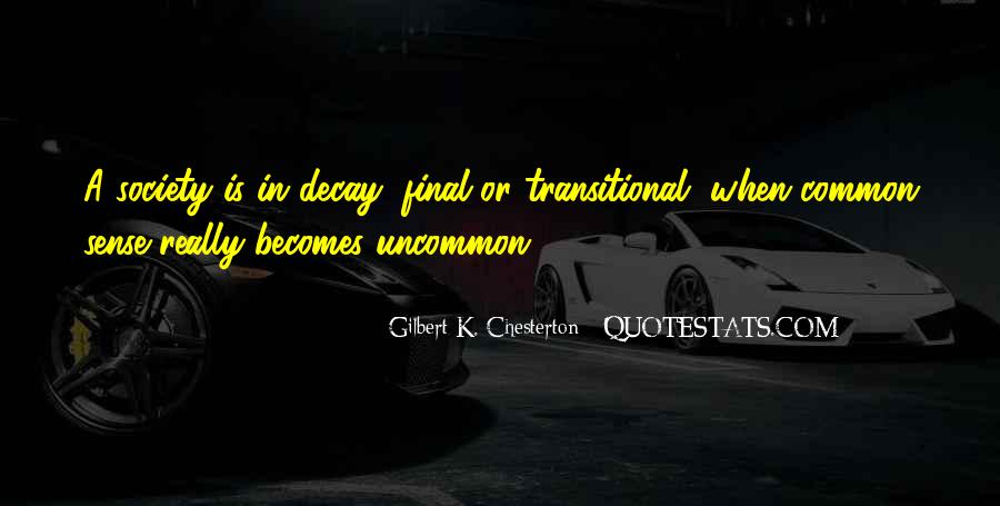 Transitional Quotes #725306