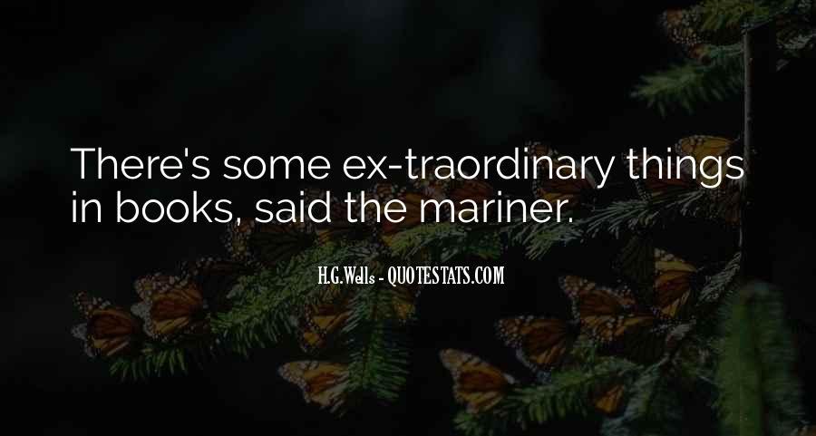 Traordinary Quotes #497723