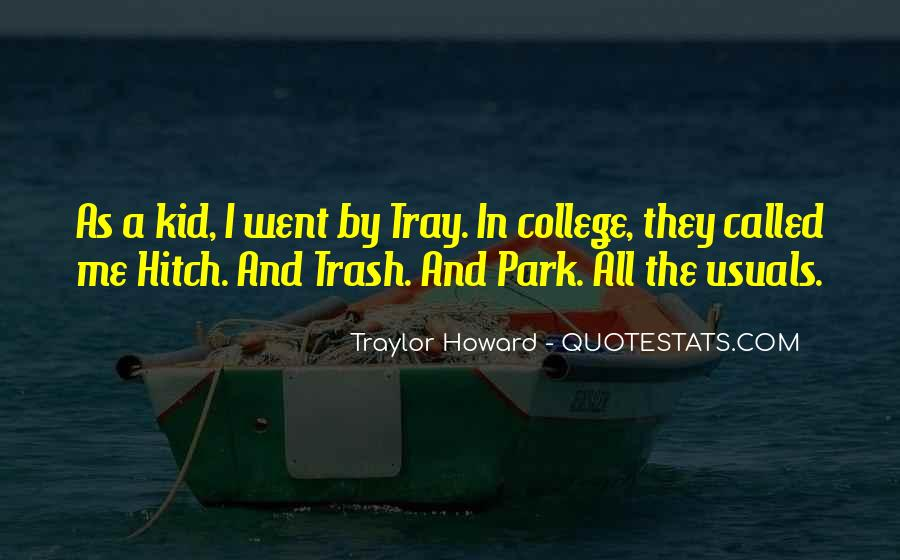 Tray Quotes #881988