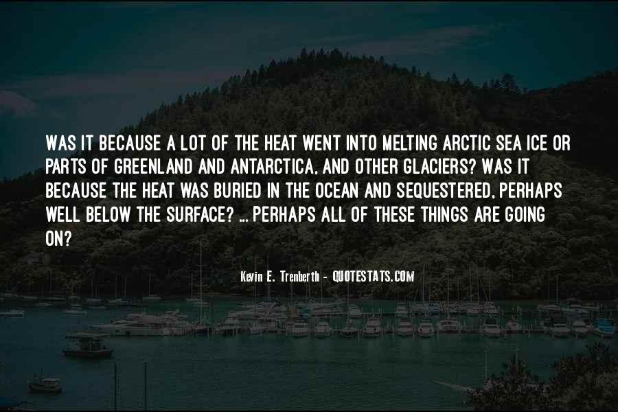 Trenberth Quotes #231591