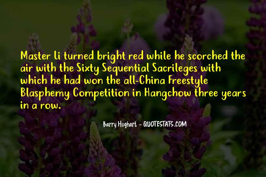 Trenberth Quotes #6084
