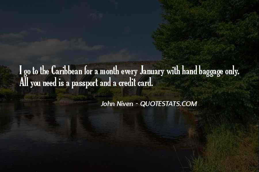 Quotes About Month Of January #304309