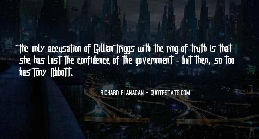Triggs Quotes #547250