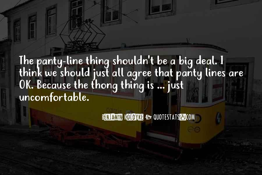 Trousered Quotes #101230