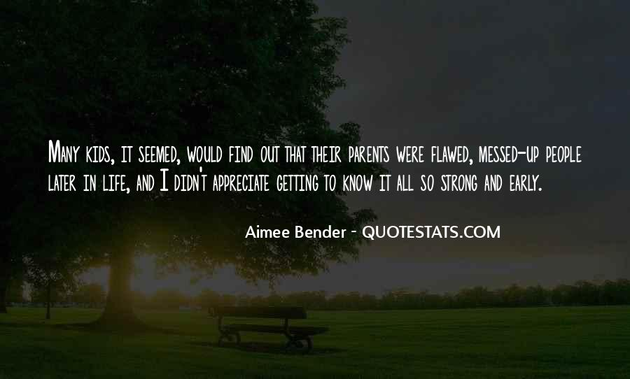 Quotes About A Messed Up Life #48920