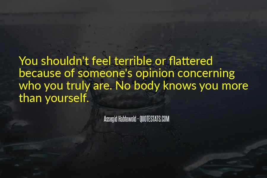 Truely Quotes #464910