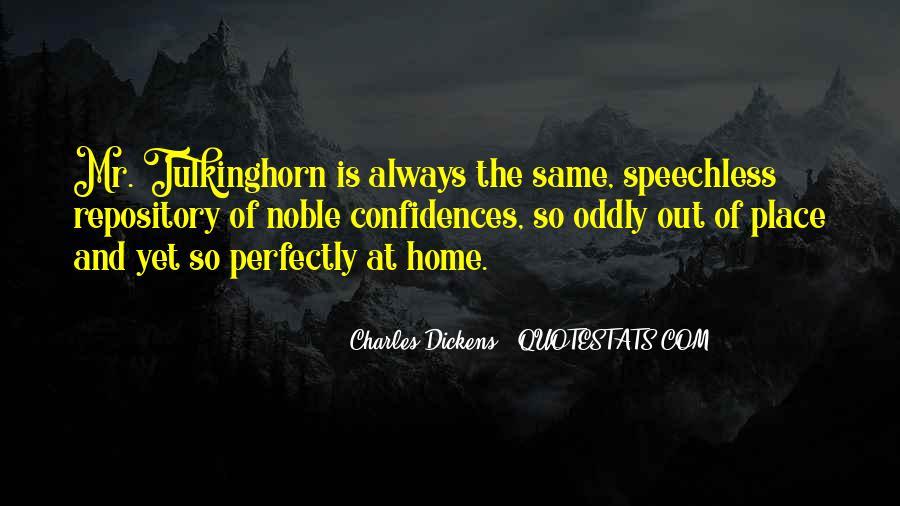 Tulkinghorn Quotes #1775861