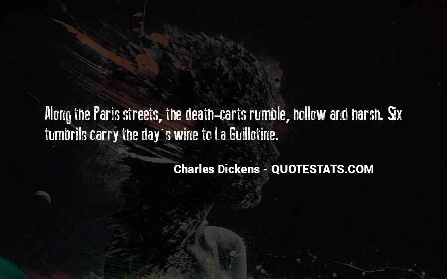Tumbrils Quotes #78502