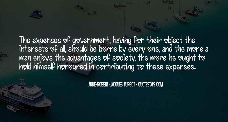 Turgot's Quotes #1107334