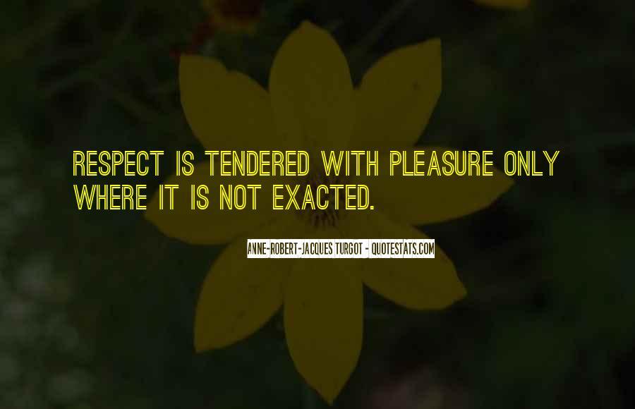 Turgot's Quotes #1427427