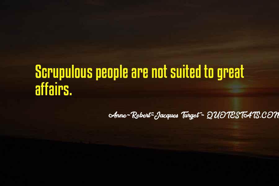 Turgot's Quotes #1432469